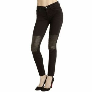 Joe's BLACK COLLECTION Skinny Ankle Paloma Jean